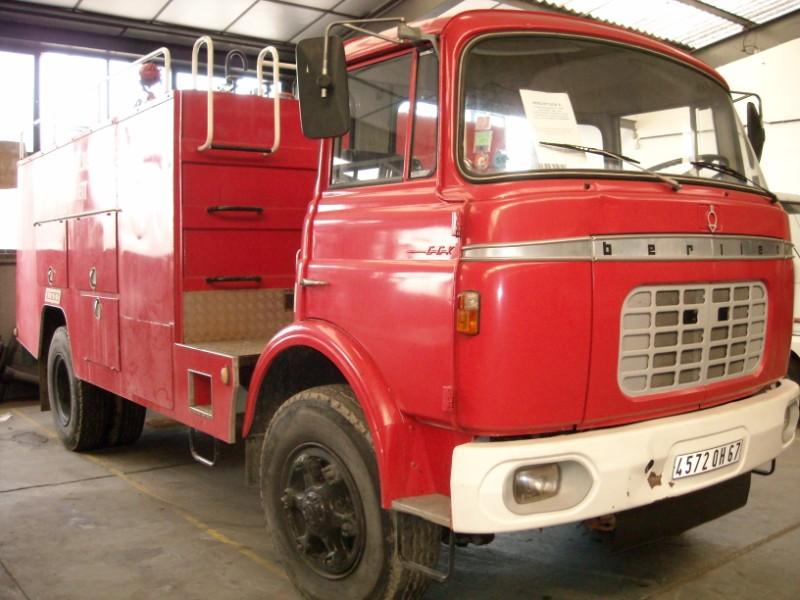 La m diath que de l 39 association autocars anciens de france - Camion pompier cars ...